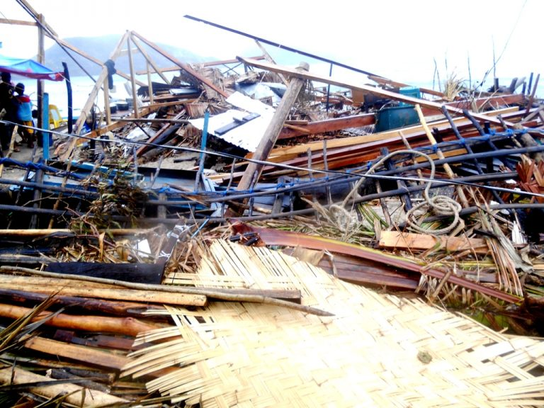 Covid-19 and typhoon Vongfong: Double Trouble for Poor Filipinos