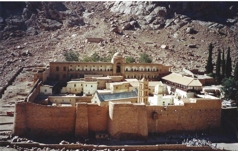 Sinai: St Catherine's Monastery Gets Boost
