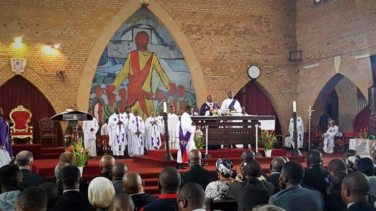 DR Congo: Cardinal Ambongo Warns Against Danger of Balkanisation