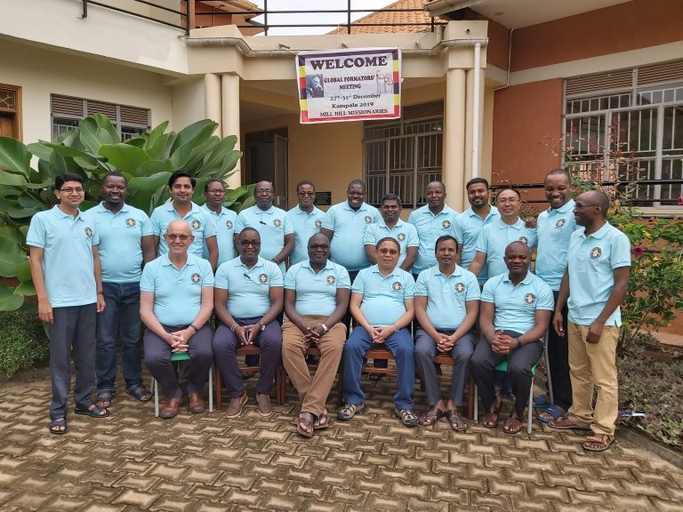 Global Formators Meeting in Namugongo