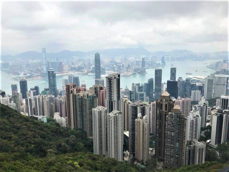 Hong Kong: Beijing's Surreptitious Strangling Exercise