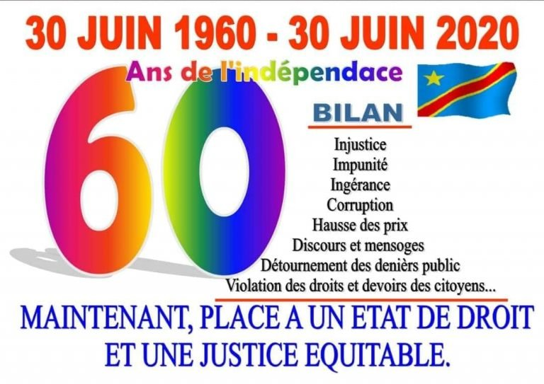 DR Congo: 60 Years Independent