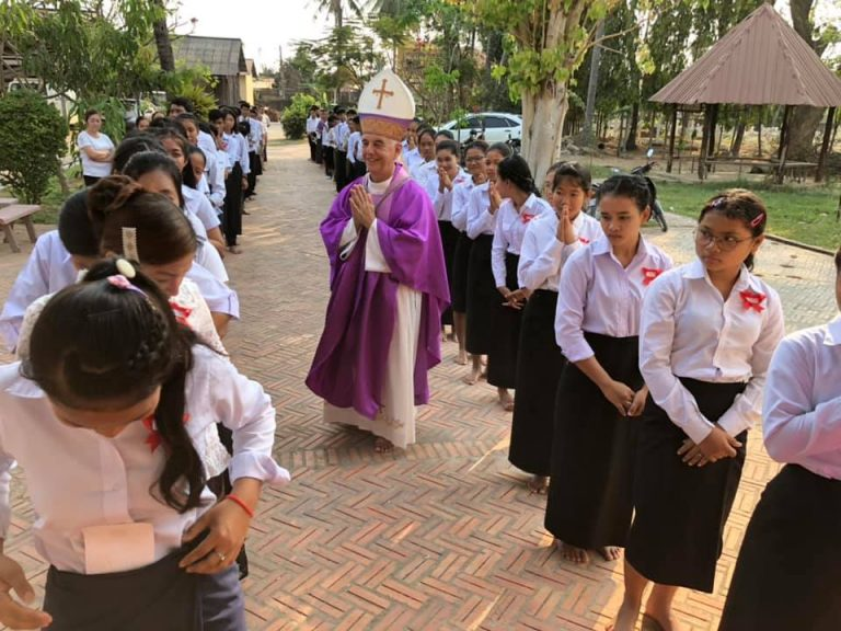 Cambodia: Celebrating Christian Initiation