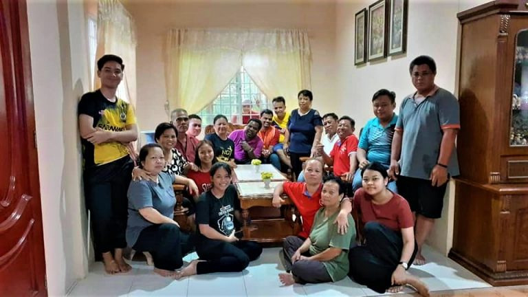 Kanowit, Malaysia: A Mill Hill Missionary Student's Grateful Farewell