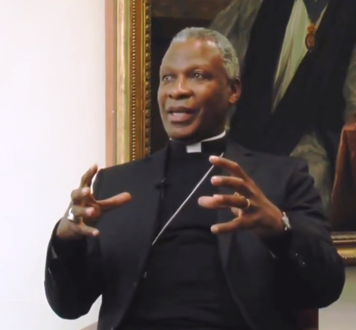 Thy Kingdom Come: Help! – Testimony of Anglican Archbishop of Cape Town, South Africa