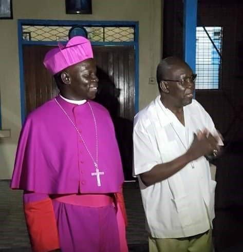 Juba, South Sudan: Archbishop Stephen Ameyu Installed
