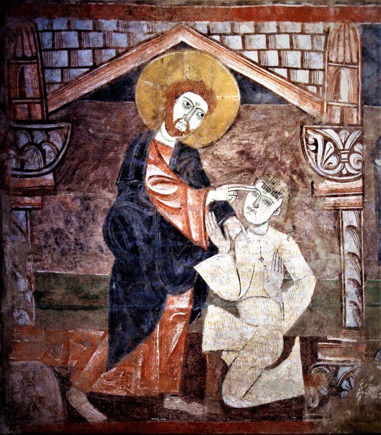 Three Lenten Narratives from the Gospel of John: The Man Born Blind