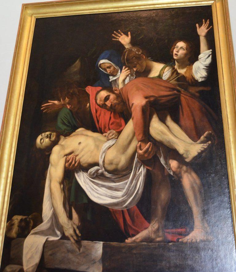 Pietà Re-imagined in Times of Corona