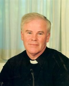 Father Brian Coffey mhm has died