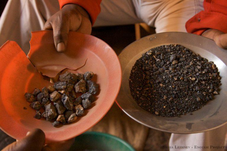 DR Congo: Conflict Minerals