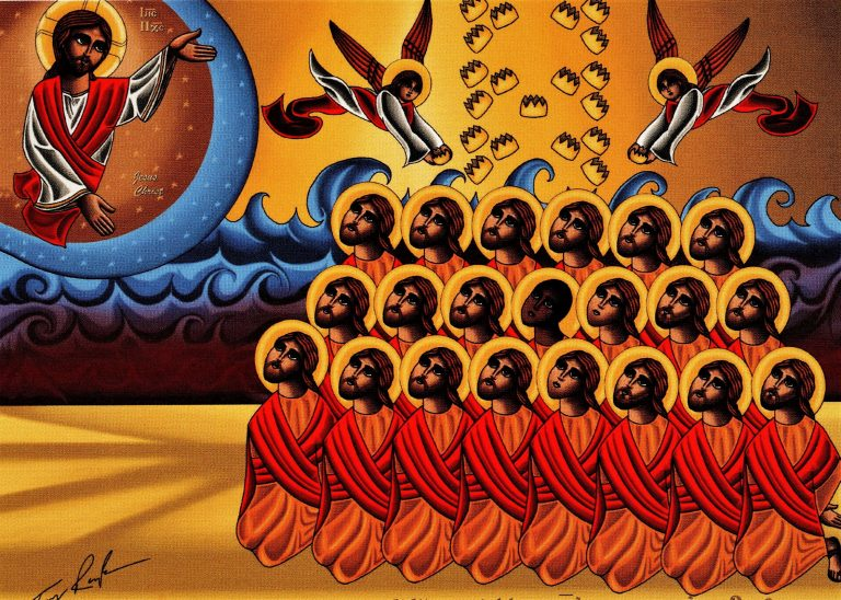 Egyptian Coptic Church Marks 5th Anniversary of 21 Martyrs Beheaded by ISIS in Libya