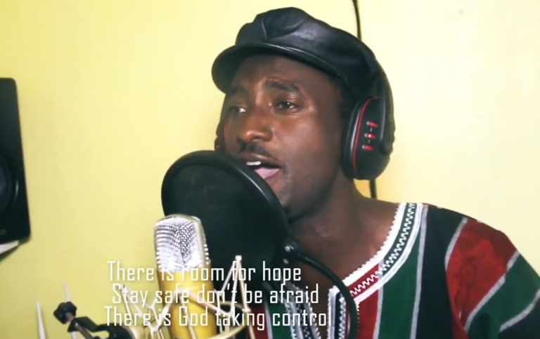 Kenyan Covid-19 Song Adopted by Climate Movement