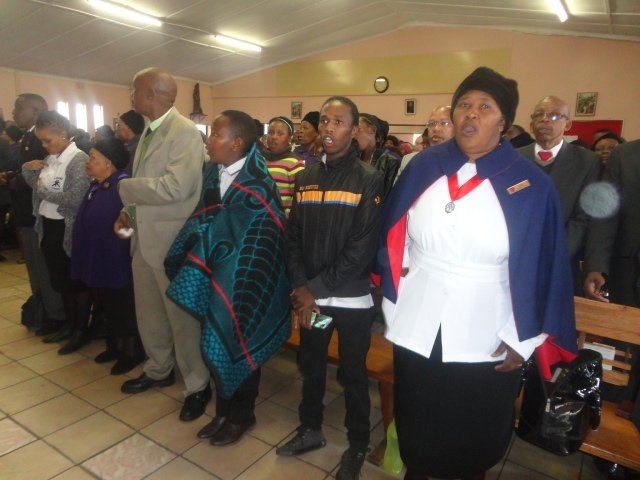 Southern Africa: New Pastoral Plan – 'All Change'
