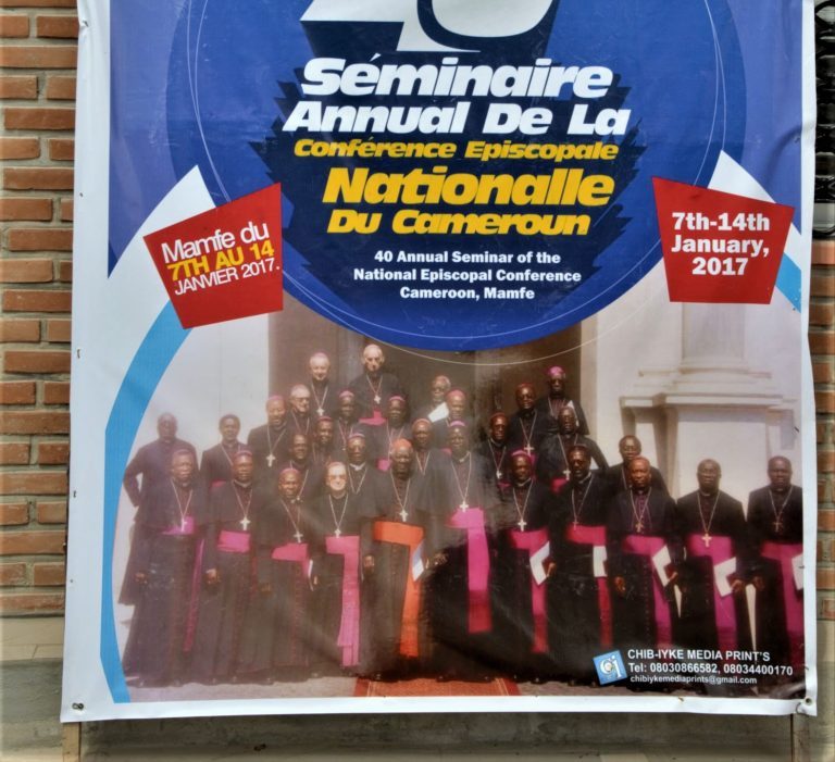 Cameroon: Revitalising the Episcopal Conference