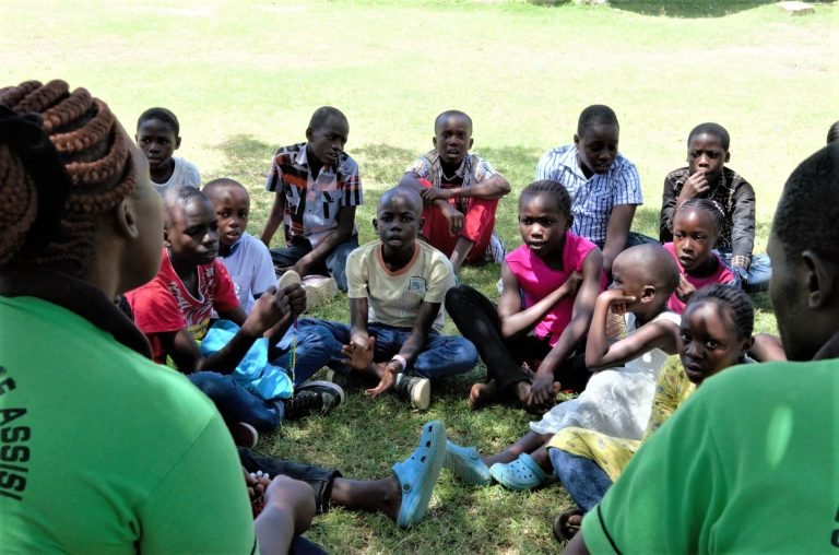 Kakamega, Kenya: Prayer for Victims of School Stampede