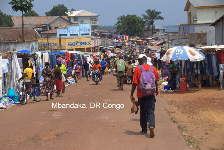 DR Congo: Renewed Outbreak of Ebola in Equateur Province
