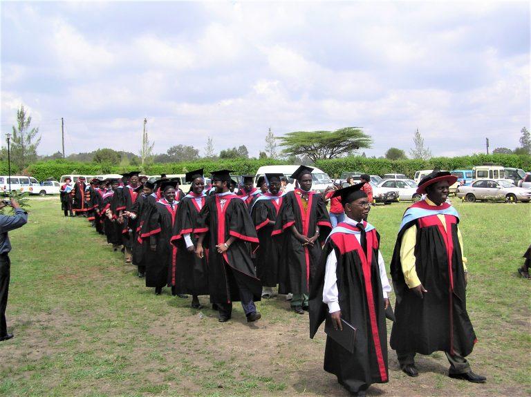 Nairobi, Kenya: First Lay VC Takes Office at Tangaza University College