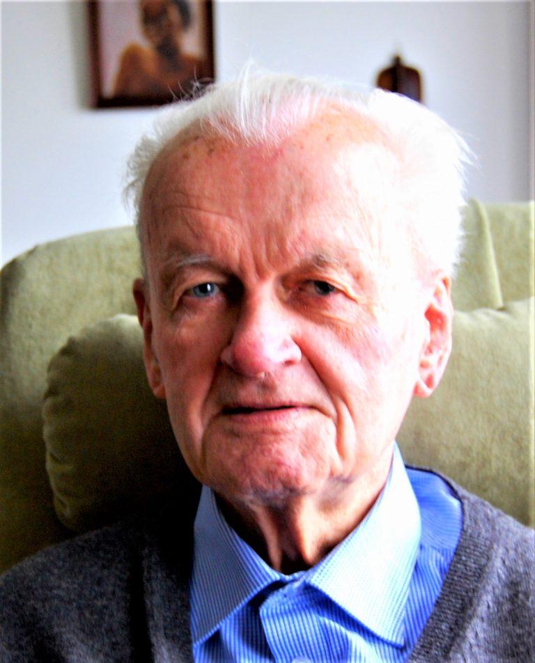 Father Alphonse (Fons) Geerts