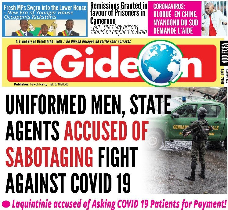 Cameroon: How to Persuade People Covid-19 is not a White Man's Invention?
