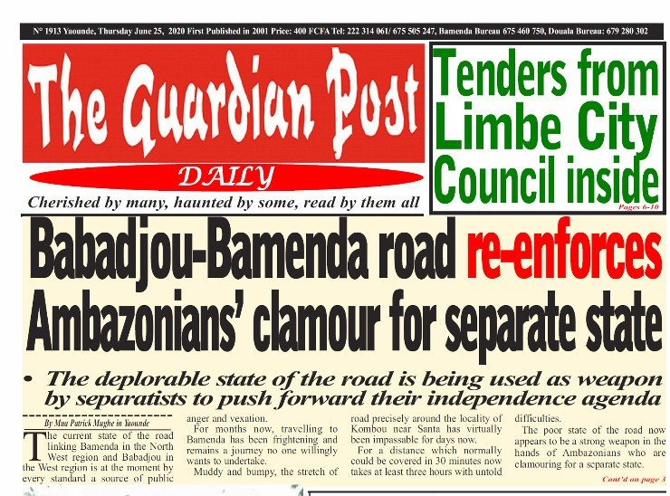 Cameroon Crisis: Buea slow Return to Normal, Bamenda still a Ghost Town