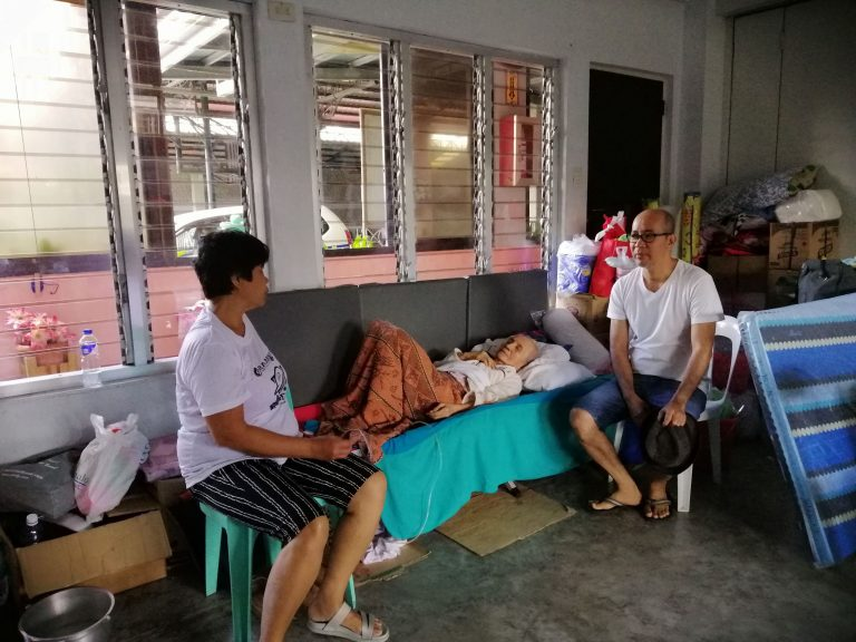 The Philippines: Taal Volcano Eruption – Unenviable Plight of Aged and Persons with Disabilities