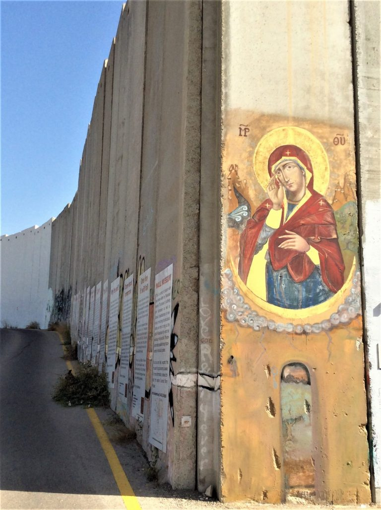 Holy Land: Visiting and Supporting the Local Christian Communities