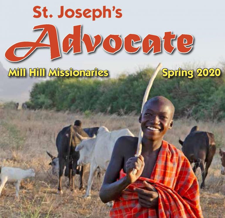 Mill Hill Missionaries Ireland: St. Joseph's Advocate Spring 2020