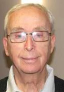 Fr John McClorey mhm has died