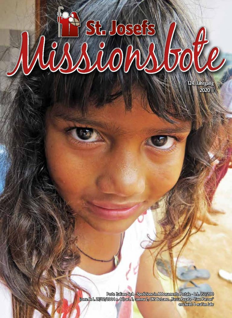 The Latest Issue of St. Josefs Missionsbote