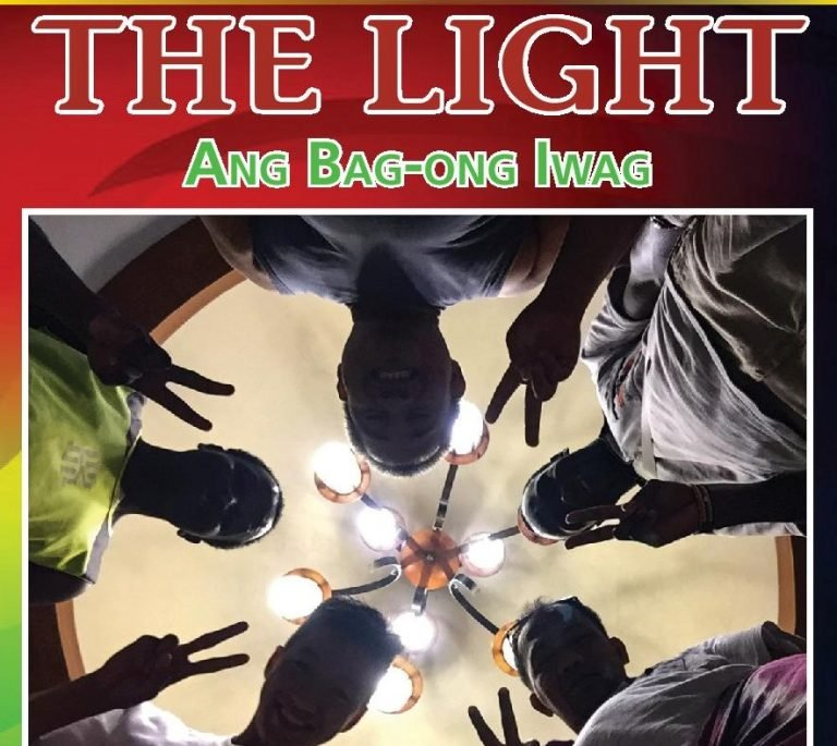 The Light: Newsletter for the Friends of Mill Hill in The Philippines