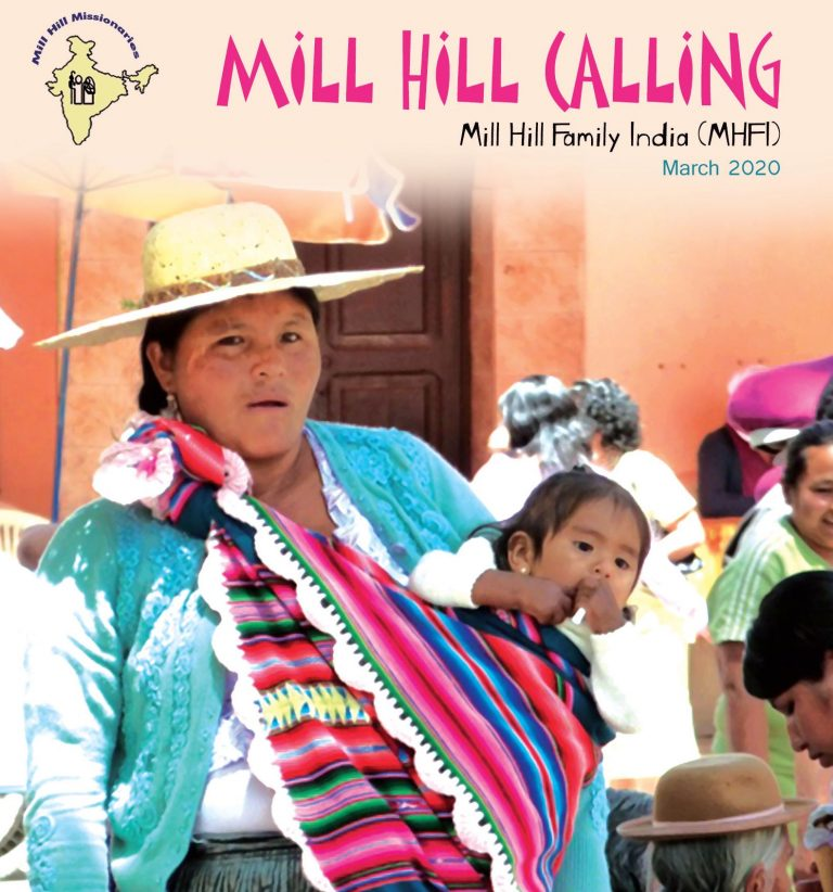 Mill Hill Calling – Magazine of the Mill Hill Missionaries in India