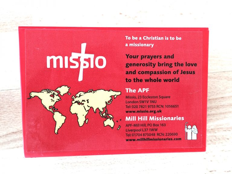 Missio: Recruiting for Two New Posts