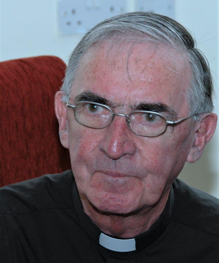 Father James O'Donoghue