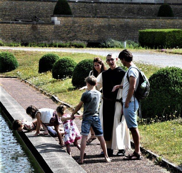 Mount St Bernard Abbey, U.K.: Film 'Outside the City' Documents Life in Monastery