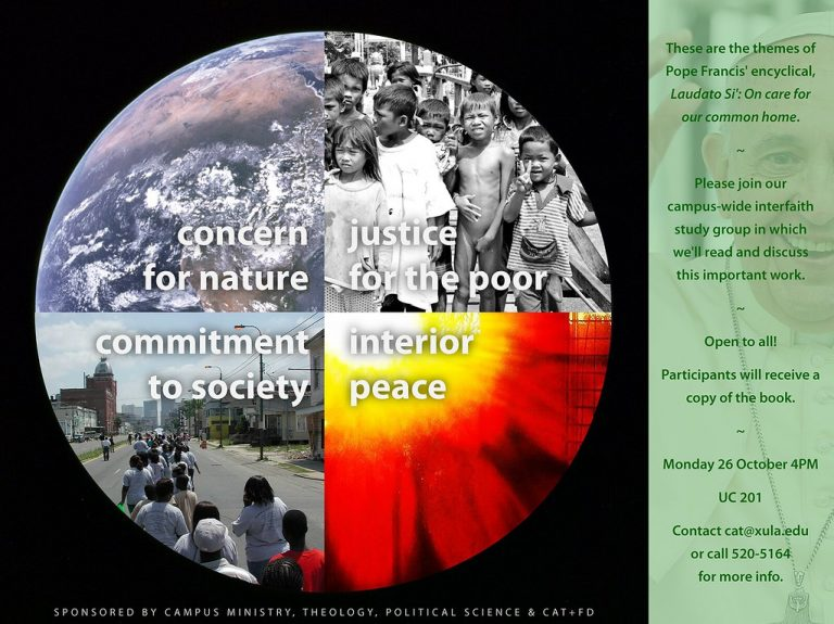 Our Common Home: 'Laudato Si' in a Nutshell
