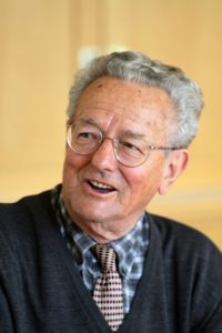 Fr. Hans Stampfer mhm has died