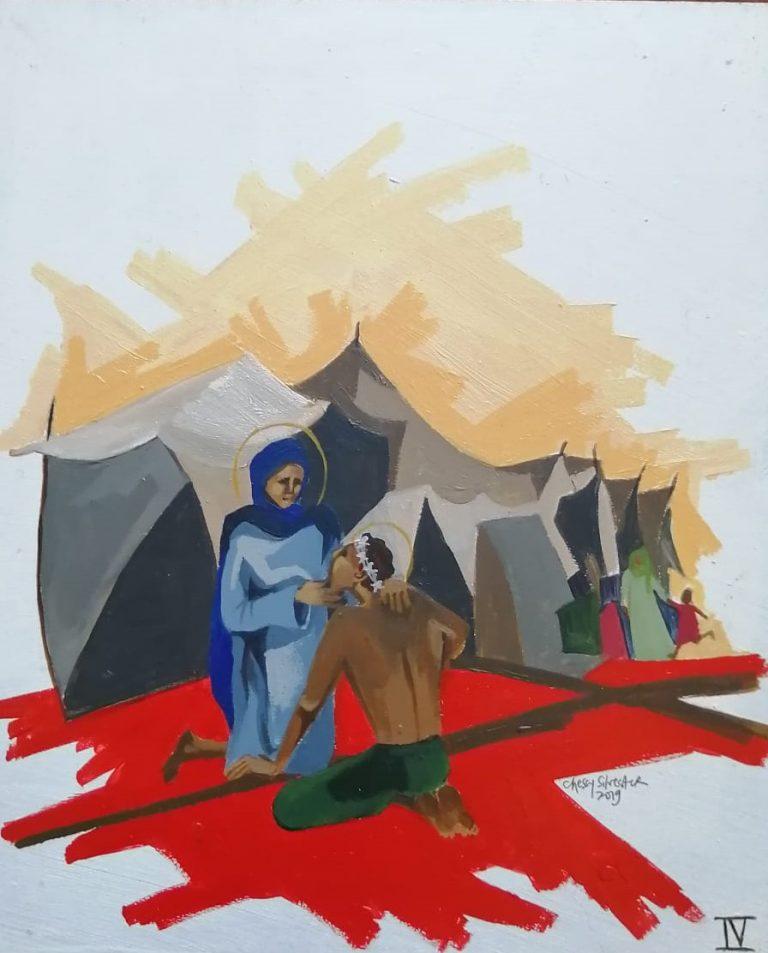Way of the Cross – Journeying with Refugees and Migrants