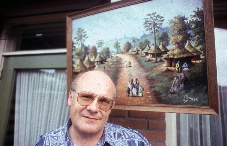 Sudan's 'Field Hospital' Church: The Story of Alfons ter Beke MHM in Juba 4/7