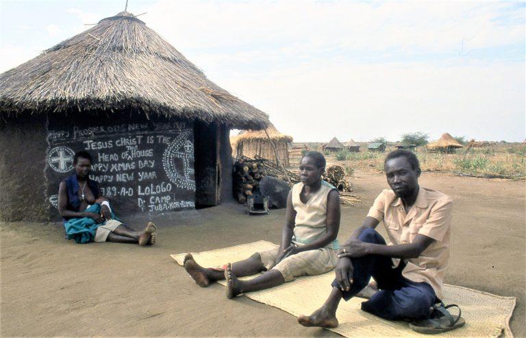 Sudan's 'Field Hospital' Church: The Story of Alfons ter Beke MHM in Juba   part 2/7
