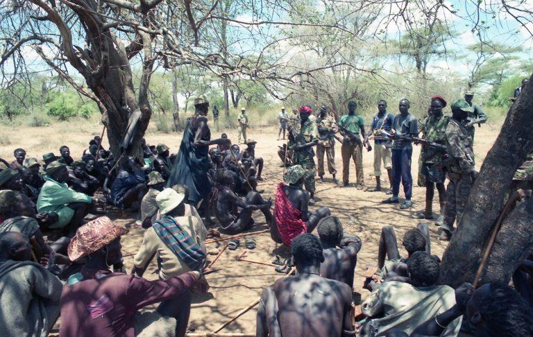 Sudan's 'Field Hospital' Church: The Story of Alfons ter Beke MHM in Juba 7/7
