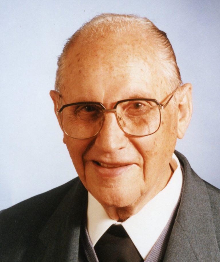 Father Hermann Plattner