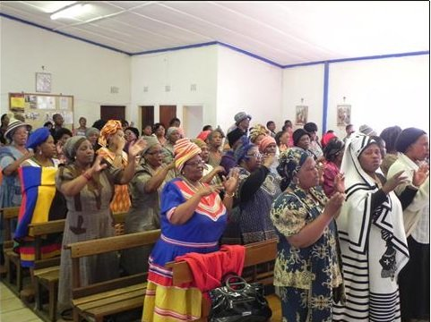 South Africa: Day of Prayer over Gender Based Violence