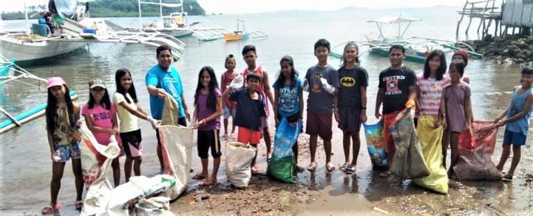 Palawan, Philippines: Interfaith Clean-up