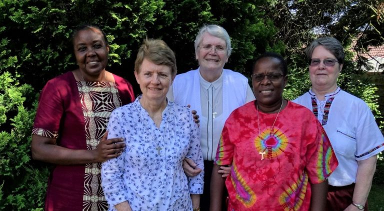 Sisters in Ministry: The Gospel in Action