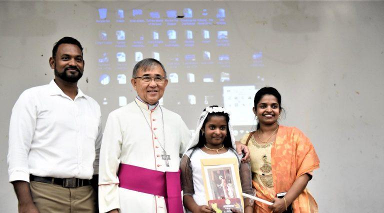 Brunei: Bishop Cornelius Sim among New Batch of Cardinals
