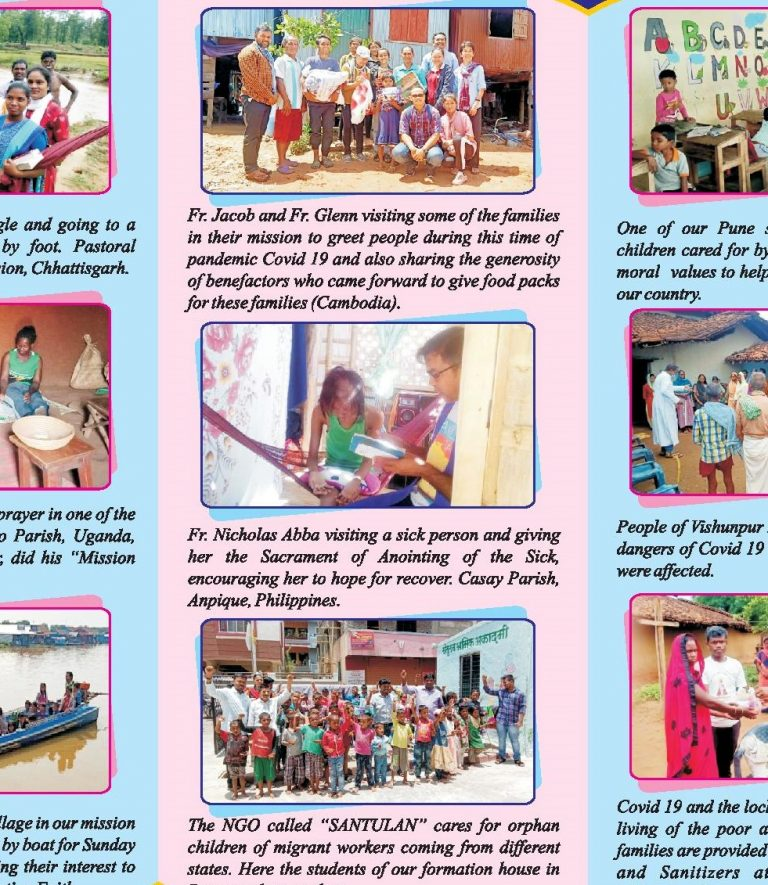 India: Friends of Mill Hill Newsletter