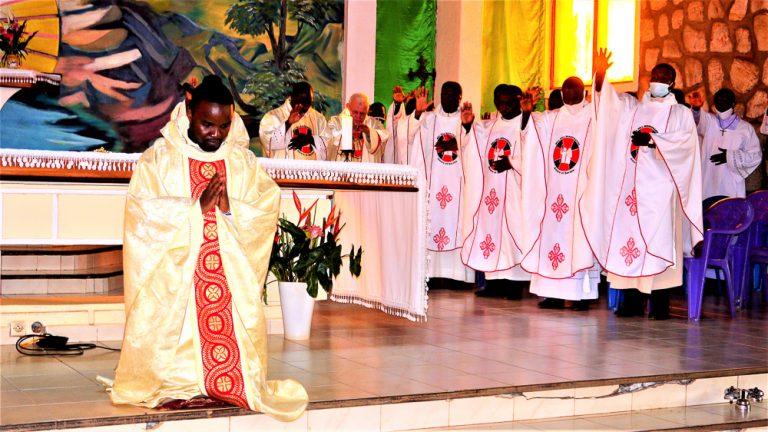 Cameroon: Ordination of Blaise Forbi Manjong MHM