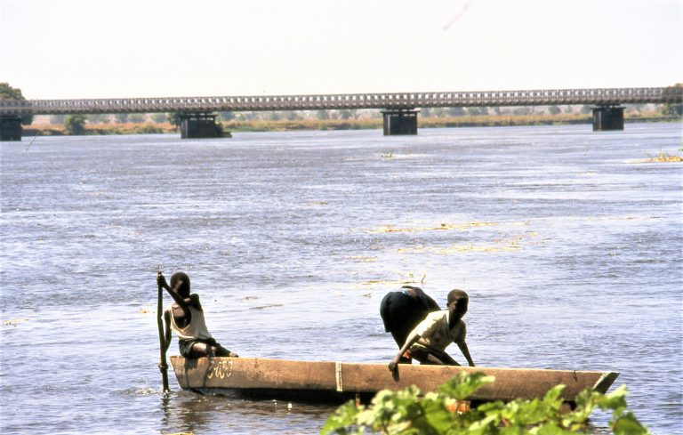 Malakal, South Sudan: Launch of Cargo Boat to Ease Transport