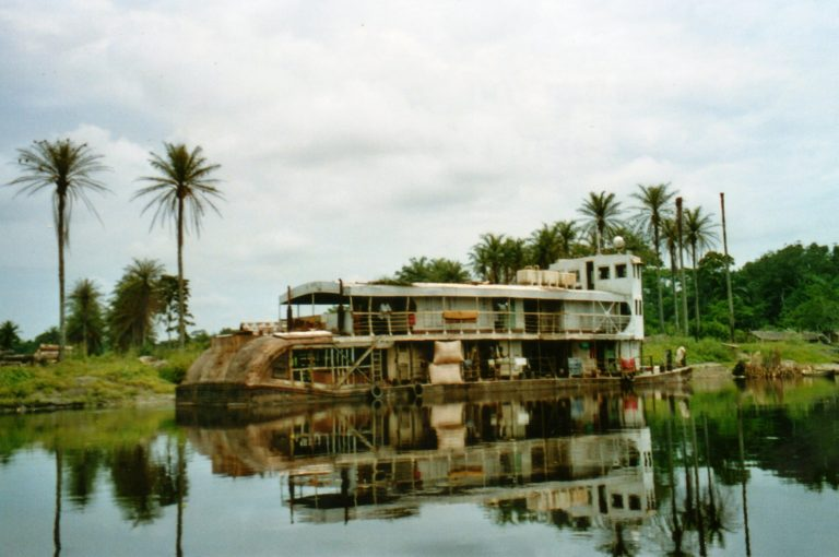 Basankusu, DR Congo: Several Shipping Accidents