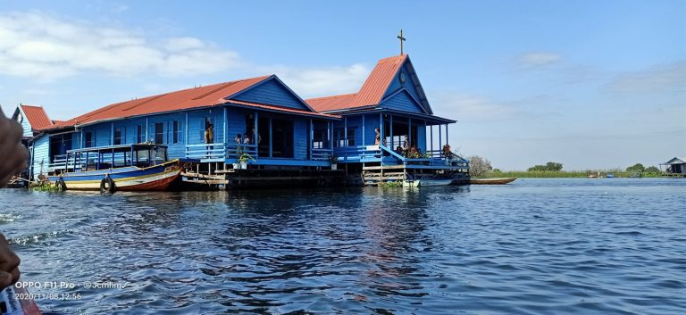 Cambodia: Floating Village Outreach